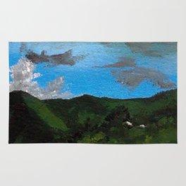 Blue Ridge View Rug
