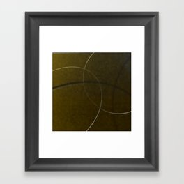 Essence Of Dance Framed Art Print