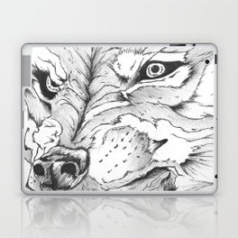 Beast Laptop & iPad Skin