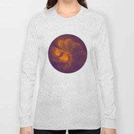 Fractal 8 Long Sleeve T-shirt