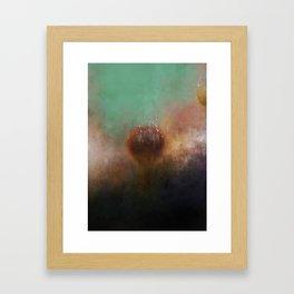 MOVEMENT 3 Framed Art Print