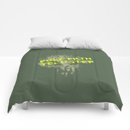 Pure Filth Techstep Comforters