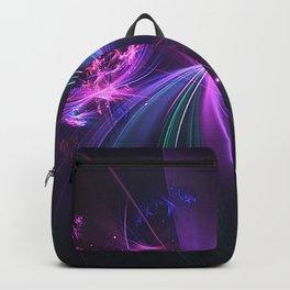 Fireworks Fractal Backpack