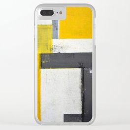 Anything Goes Clear iPhone Case