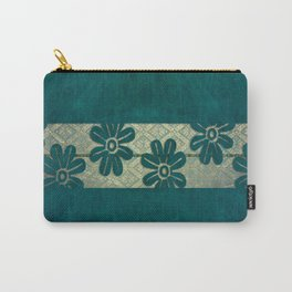 Paracas blooming Carry-All Pouch
