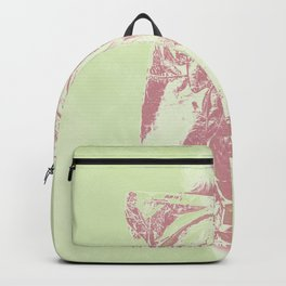 Young girl Backpack