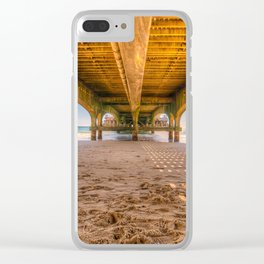 LETS HIDE AWAY ... Clear iPhone Case