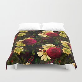 Vintage & Shabby Chic - Night Affaire III Duvet Cover