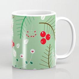 Mistletoe green Coffee Mug