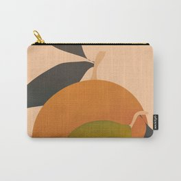 An Orange and a Lemon Carry-All Pouch