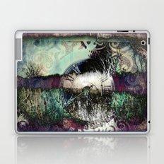 Time keeps on slipping...... Laptop & iPad Skin