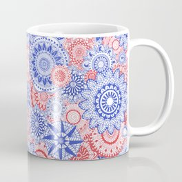 Celebration Mandala Coffee Mug