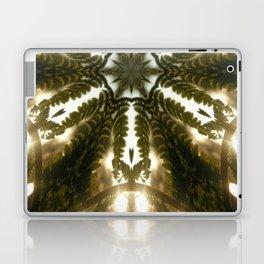 "Mandala ""Finnish Fern"" Laptop & iPad Skin"