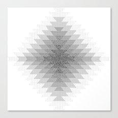 UFOlk 3 Canvas Print