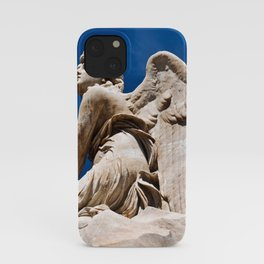 ALL SAINTS ARE CALLING iPhone Case