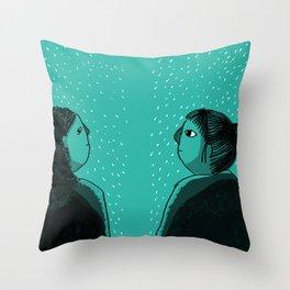 YOU? Throw Pillow