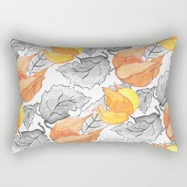 The Physalis Rectangular Pillow