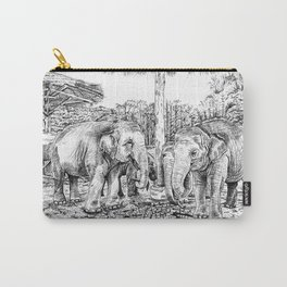 Rescued Carry-All Pouch