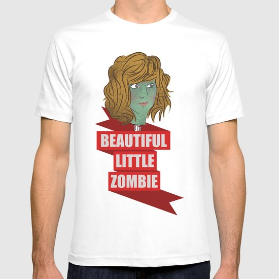 beautiful little zombie T-shirt