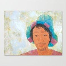 Maarshi, Nihon-ga Canvas Print