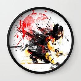 Ninja Japan Wall Clock