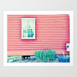 Past Perspective Art Print