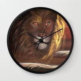 Son Of Righteousness Rising Wall Clock