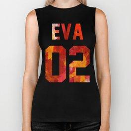 EVA-02 Biker Tank