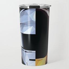Daft Punk Polygon Travel Mug
