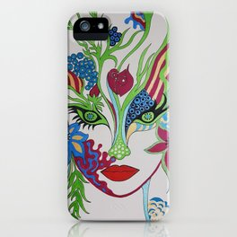 Mind Garden iPhone Case