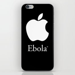 DgM EBOLA iPhone Skin