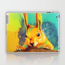 Tassel-eared Squirrel Laptop & iPad Skin