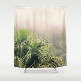 Rainforest Fog Shower Curtain