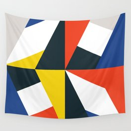 Walte Allner inspired 02 Wall Tapestry