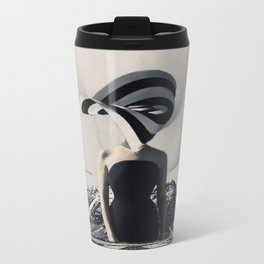 Future lies ... Metal Travel Mug
