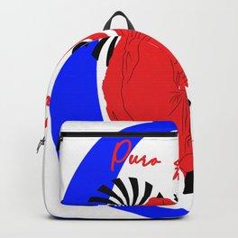 Triunfo flamenco Backpack