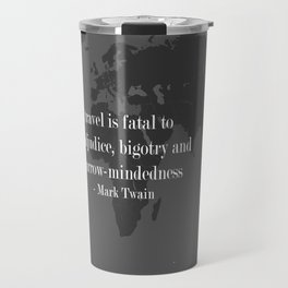 World Travel Travel Mug