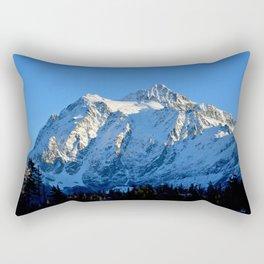 Mount Shuksan - Another View Rectangular Pillow