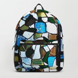 Beauty in Brokenness Andreas 1 Backpack