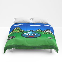 A Slime Draws Near! Comforters