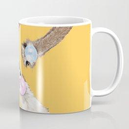 Bubble Gum Gang in Yellow Coffee Mug