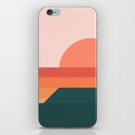 Sunseeker 08 Landscape iPhone Skin