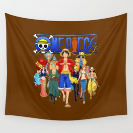 STRAW HAT PIRATES Wall Tapestry