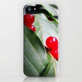Tree Roe iPhone Case