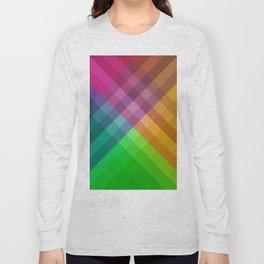 Rainbow colors 1 Long Sleeve T-shirt