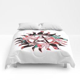 Anti-Possession Symbol Comforters
