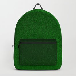 Emerald Green Ombre Design Backpack