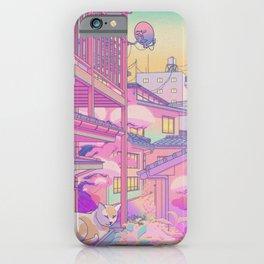 Nekosaki iPhone Case