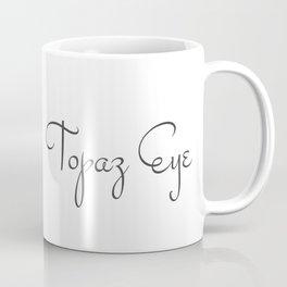 Topaz eye Coffee Mug