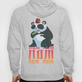 Nom Nom Panda Hoody